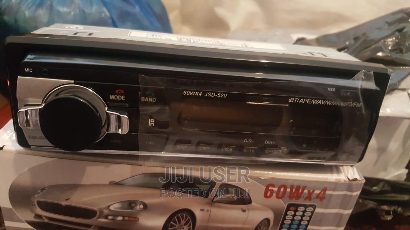 Car Radio New Upgrade