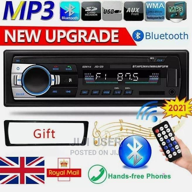Car Radio New Upgrade | Vehicle Parts & Accessories for sale in Mjini Magharibi, Zanzibar, Tanzania