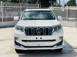 New Toyota Land Cruiser Prado 2019 White | Cars for sale in Dar es Salaam, Kinondoni