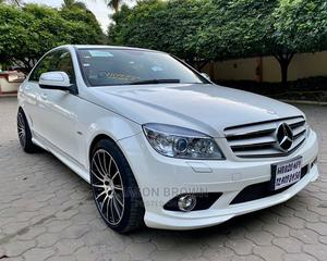 New Mercedes-Benz C200 2008 White   Cars for sale in Dar es Salaam, Kinondoni