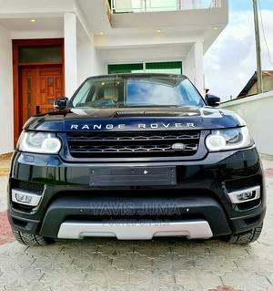 Land Rover Range Rover Sport 2016 Black | Cars for sale in Dar es Salaam, Kinondoni