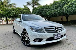 Mercedes-Benz C200 2008 White   Cars for sale in Dar es Salaam, Kinondoni