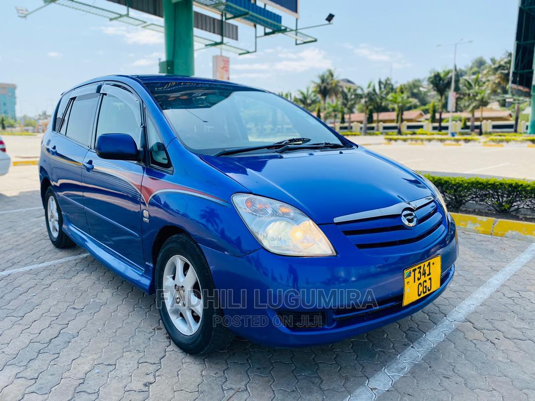 Toyota Corolla Spacio 2004 Blue