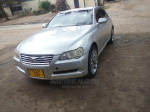 Toyota Mark X 2005 Silver   Cars for sale in Dar es Salaam, Kinondoni