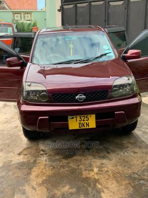 Nissan X-Trail 2003 Red   Cars for sale in Dar es Salaam, Kinondoni