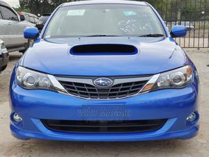 Subaru Impreza 2007 Blue   Cars for sale in Dar es Salaam, Kinondoni