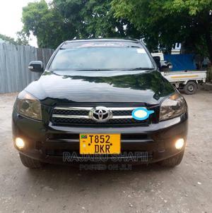 Toyota RAV4 2006 I4 Black   Cars for sale in Dar es Salaam, Kinondoni