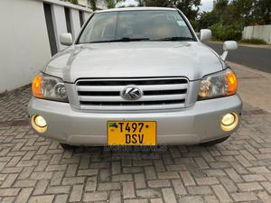 Toyota Kluger 2004 Silver | Cars for sale in Dar es Salaam, Kinondoni