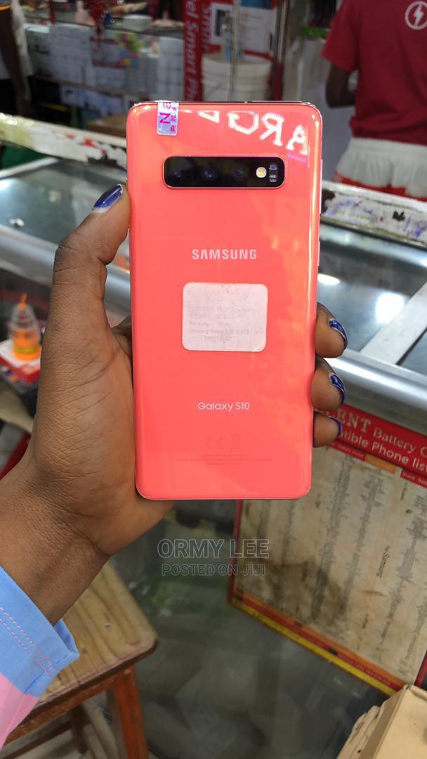 Samsung Galaxy S10 128 GB Pink | Mobile Phones for sale in Ilala, Dar es Salaam, Tanzania