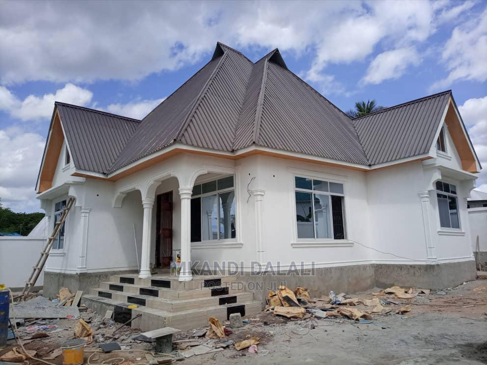 Furnished 4bdrm House in Mkandi Dalali, Kigamboni for Sale