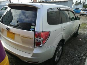 Subaru Forester 2008 2.0 Sports White | Cars for sale in Dar es Salaam, Kinondoni