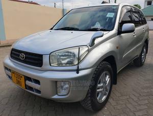 Toyota RAV4 2004 Silver | Cars for sale in Dar es Salaam, Kinondoni