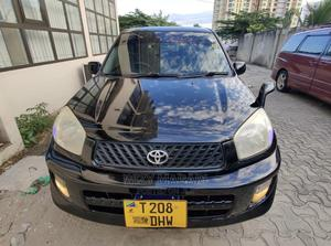 Toyota RAV4 2001 Black | Cars for sale in Dar es Salaam, Kinondoni