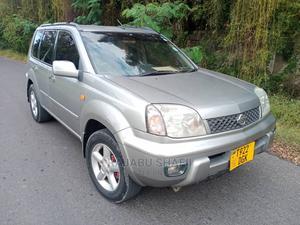 Nissan X-Trail 2003 Automatic Silver | Cars for sale in Dar es Salaam, Kinondoni