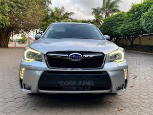 Subaru Forester 2013 Silver | Cars for sale in Dar es Salaam, Kinondoni