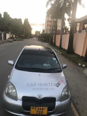 Toyota Vitz 2002 Silver | Cars for sale in Dar es Salaam, Ilala