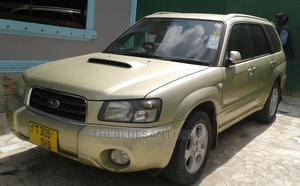 Subaru Forester 2002 Gold | Cars for sale in Dar es Salaam, Kinondoni