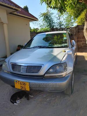 Toyota Harrier 2000 Silver | Cars for sale in Dar es Salaam, Kinondoni