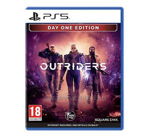 Outriders Day One Edition - Playstation 5 | Video Games for sale in Dar es Salaam, Ilala