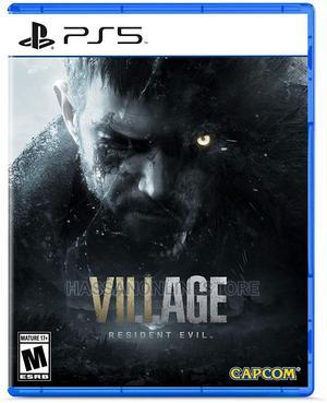 Resident Evil Village - Playstation 5 | Video Games for sale in Dar es Salaam, Ilala