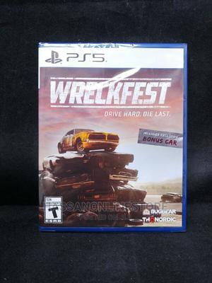 Wreckfest - Playstation 5 | Video Games for sale in Dar es Salaam, Ilala