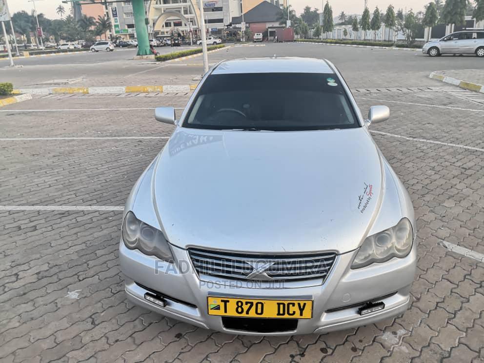 Toyota Mark X 2005 Silver | Cars for sale in Ilemela, Mwanza Region, Tanzania