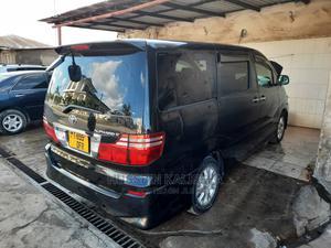 Toyota Alphard 2007 Black | Cars for sale in Dar es Salaam, Kinondoni