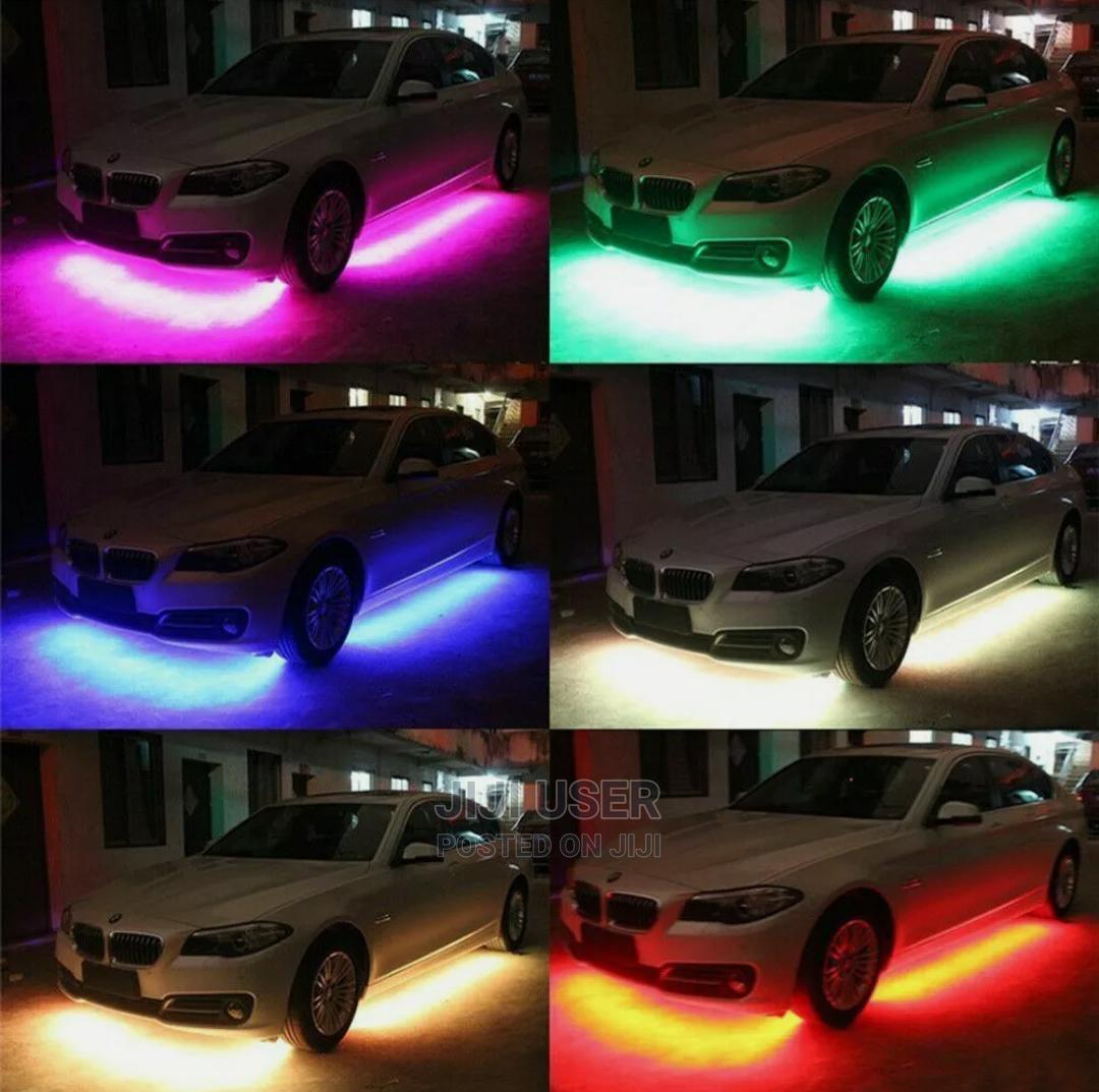Light Led Glow Under Car   Vehicle Parts & Accessories for sale in Mjini Magharibi, Zanzibar, Tanzania