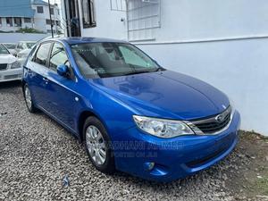 Subaru Impreza 2010 Blue   Cars for sale in Dar es Salaam, Ilala