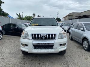 Toyota Land Cruiser Prado 2003 TX White | Cars for sale in Dar es Salaam, Kinondoni