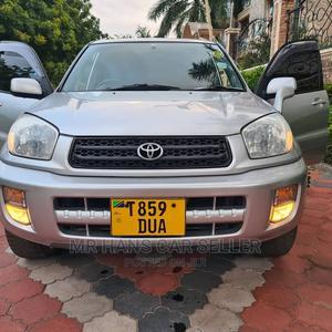 Toyota RAV4 2008 Silver | Cars for sale in Dar es Salaam, Kinondoni