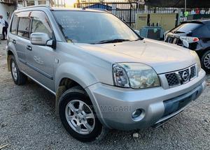 Nissan X-Trail 2004 Automatic Silver | Cars for sale in Dar es Salaam, Kinondoni