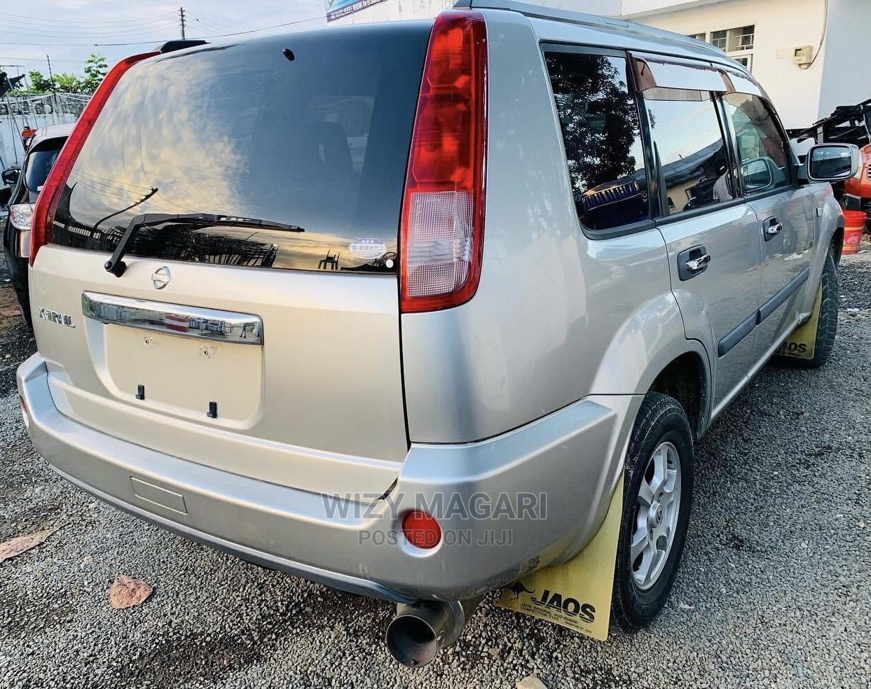 Nissan X-Trail 2004 Automatic Silver   Cars for sale in Kinondoni, Dar es Salaam, Tanzania