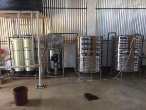 Pure Water Machine and Tank | Manufacturing Equipment for sale in Dar es Salaam, Kinondoni