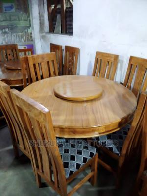 Mninga/Mkongo Dining Table   Furniture for sale in Dar es Salaam, Ilala