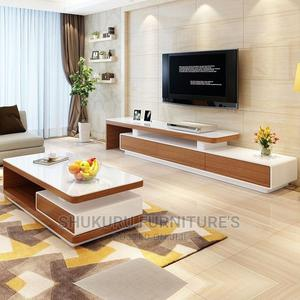 TV Stand+Coffee Table Design | Furniture for sale in Dar es Salaam, Ilala