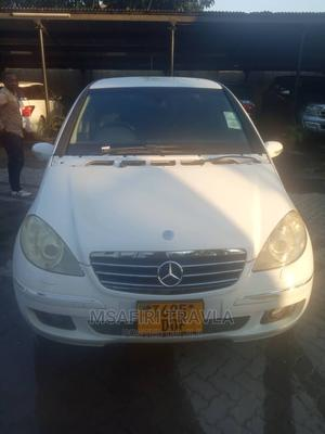 Mercedes-Benz A-Class 2005 White   Cars for sale in Dar es Salaam, Kinondoni