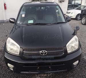 Toyota RAV4 2005 Black | Cars for sale in Dar es Salaam, Kinondoni