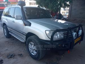 Toyota Land Cruiser 2003 HDJ 100 Gray | Cars for sale in Dar es Salaam, Kinondoni