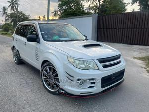 Subaru Forester 2008 2.0 XT Turbo White | Cars for sale in Dar es Salaam, Kinondoni