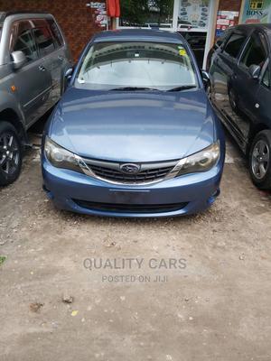 Subaru Impreza 2009 Blue   Cars for sale in Dar es Salaam, Ilala