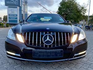 Mercedes-Benz E250 2011 Black   Cars for sale in Dar es Salaam, Kinondoni