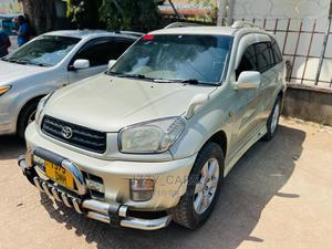Toyota RAV4 2003 Automatic Gold | Cars for sale in Mwanza Region, Ilemela
