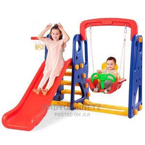 Swings And Slide 3 In 1 | Toys for sale in Dar es Salaam, Ilala