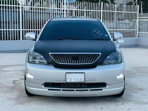 New Toyota Harrier 2005 Silver   Cars for sale in Dar es Salaam, Kinondoni