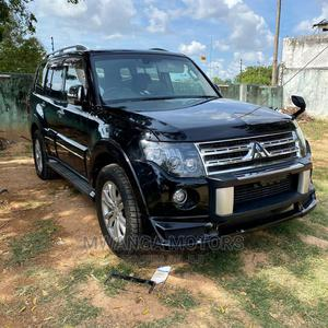 Mitsubishi Pajero 2009 3.2 Di-Dc GLS Black | Cars for sale in Dar es Salaam, Kinondoni