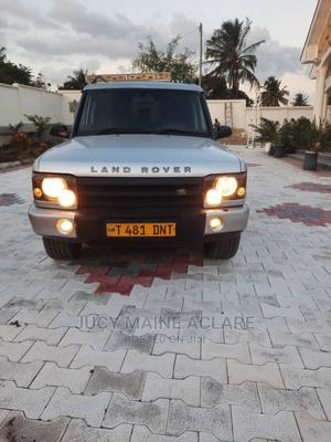 Land Rover Discovery 2003 Silver   Cars for sale in Dar es Salaam, Kinondoni