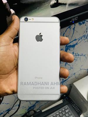 Apple iPhone 6 Plus 16 GB Silver   Mobile Phones for sale in Dar es Salaam, Ilala