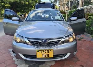 Subaru Impreza 2007 Silver | Cars for sale in Dar es Salaam, Kinondoni