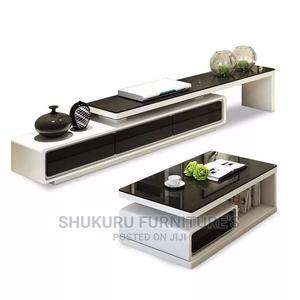 Coffee Table Tv Stand Design | Furniture for sale in Dar es Salaam, Ilala